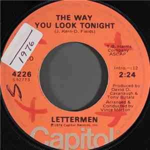 The Lettermen - The Way You Look Tonight download