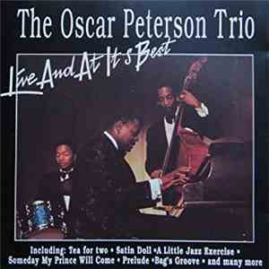 The Oscar Peterson Trio - Live and at its best download